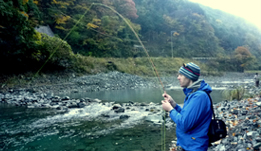 FISHING IN VALLEY