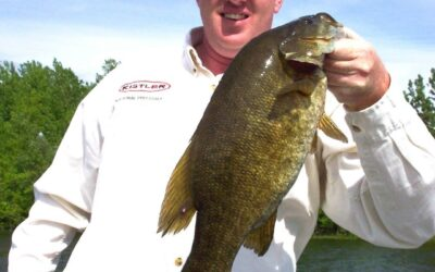 How Ian Godwin Got Back to What He Loves: Catching Up with Clients and Reeling in Bass