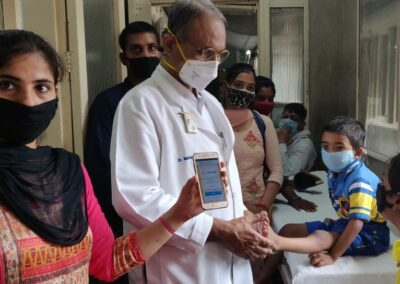 Nischay – A versatile Solution for 300+ clinics in India