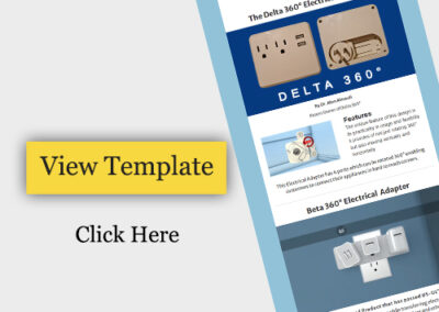Electrical equipment Templates Design to Promote Electrical equipment Store